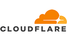 Cloudflare with Railgun logo